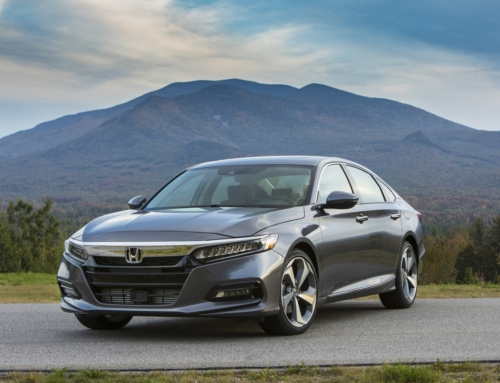 Honda Accord y Civic nuevamente entre los 10Best