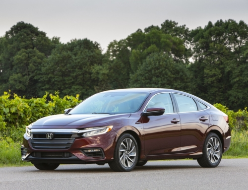 Nombran al nuevo Honda Insight 2019 'Green Car of the Year'